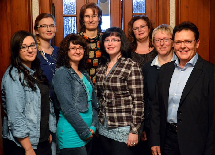 Das Team des Steuerbüro Schunke